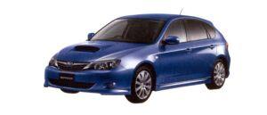 Subaru Impreza S-GT 2007 г.