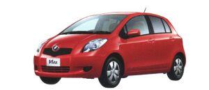Toyota Vitz 1.0F 2006 г.
