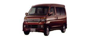 Daihatsu Atrai WAGON CUSTOM TURBO RS Limited 2009 г.
