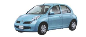 Nissan March 12E 2006 г.
