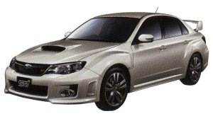 Subaru Impreza WRX STI 4door 2014 г.
