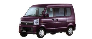 Suzuki Every WAGON JP turbo 2007 г.