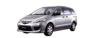 Mazda Premacy 20F 2007 г.