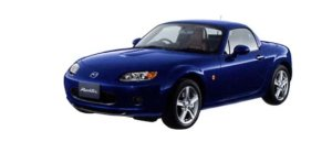 Mazda Roadster VS RHT 2006 г.