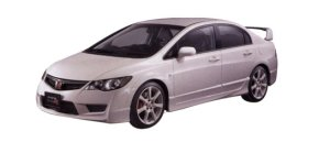 Honda Civic TYPE R 2009 г.