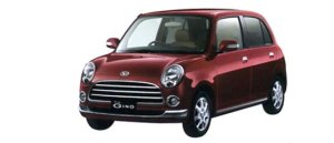 Daihatsu Mira GINO Premium X 2wd 2006 г.