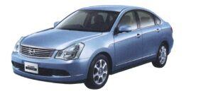 Nissan Bluebird Sylphy 20M 2006 г.