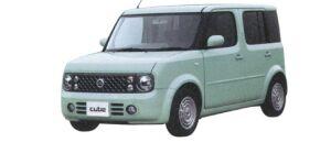Nissan Cube 15M <XTRONIC CVT> 2006 г.