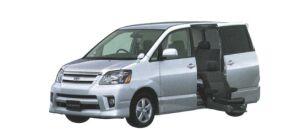 Toyota Noah Welcab, Side Lift-up Seat Car (Standart type) 2006 г.