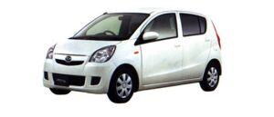 Daihatsu Mira X 2WD 2007 г.