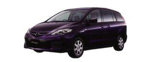 Mazda Premacy 20CS 2008 г.