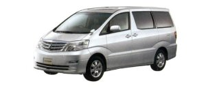 """Toyota Alphard V MZ  """"G Edition"""" 7-seaters 2007 г."""