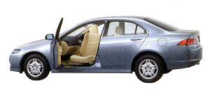 Honda Accord 20A FF Swiveling Passenger Seat Version 2007 г.