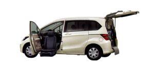 Honda Freed G FF Lift-up Passenger Seat Version 2009 г.