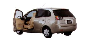 Mitsubishi Colt PLUS Passenger Swivel Side Seat Car 2008 г.