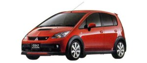 Mitsubishi Colt RALLIART Version-R 2007 г.
