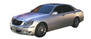 """Toyota Crown Majesta """"C Type """"""""F Package"""""""""""" 2006 г."""