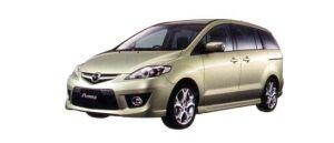 Mazda Premacy 23S 2007 г.