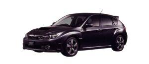 Subaru Impreza WRX STI 2009 г.