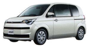 Toyota Spade G 2014 г.