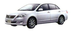 """Toyota Premio X """"EX Package"""" 2007 г."""