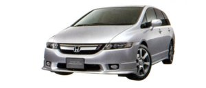 Honda Odyssey Absolute FF 2007 г.
