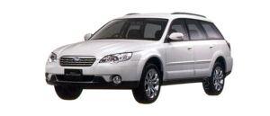 Subaru Outback 2.5i 2007 г.
