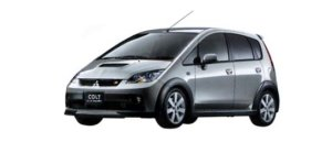 Mitsubishi Colt RALLIART Version-R 2006 г.