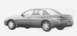 Toyota Carina ED 1.8X 1993 г.
