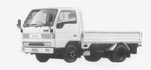 Mazda Titan 2T STANDARD CAB&BODY, FULL WIDE&LOW 3.5L 1993 г.