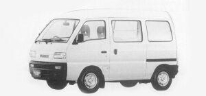 Suzuki Carry VAN PL HIGH ROOF 1993 г.