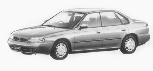 Subaru Legacy 4WD TOURING SPORT BRIGHTON 1993 г.