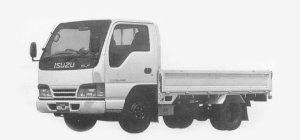 Isuzu Elf 1.5T 4WD FLAT LOW 1993 г.