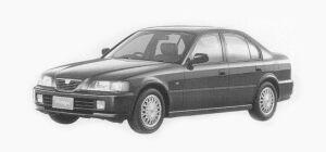Honda Rafaga 2.5S 1993 г.
