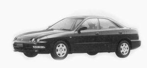 Honda Integra 4 DOORS HARD TOP ESi 1993 г.