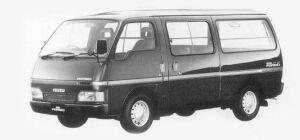 Isuzu Fargo LT 2WD 1993 г.