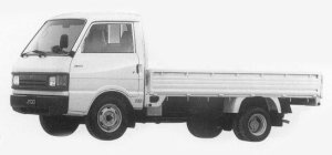 Mazda Ford Truck J100 WIDE&LOW 1.5T LONG BODY 2200 DIESEL 1993 г.