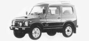 Suzuki Jimny PANORAMIC ROOF EC 1993 г.