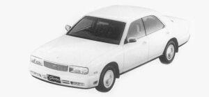 Nissan Gloria V30E J 1993 г.