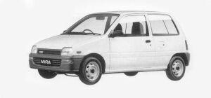 Daihatsu Mira A 1993 г.