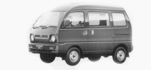 Mitsubishi Minicab VAN HIGH ROOF CL 1993 г.