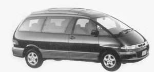 Toyota Estima Emina G LUXURY JOYFULL 1993 г.