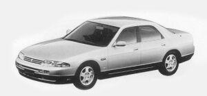 Nissan Skyline 4 DOORS SEDAN GTS25 TYPE G 1993 г.