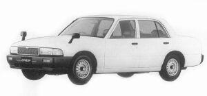 Nissan Crew E-L 1993 г.