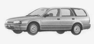 Nissan Avenir CARGO 4WD LX-G 1993 г.