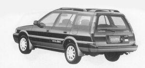 Toyota Sprinter Carib AV-II TOURING SPECIAL 1993 г.