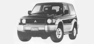 Mitsubishi Pajero METAL TOP XR-II 1993 г.