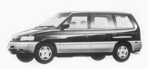 Mazda Efini MPV TYPE B 1993 г.