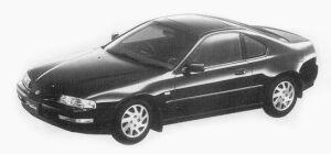 Honda Prelude Si VTEC 1993 г.