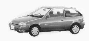 Suzuki Cultus 1000 Ellese 1993 г.